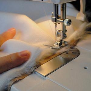 Как пошить изделие из искусственного меха
