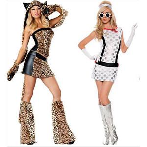 Хэллоуинские костюмы