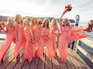 Наряд для подружек невесты2