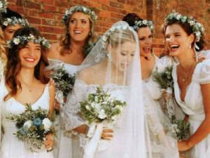 Наряд для подружек невесты4