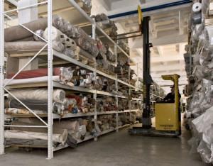 складское хранение тканей